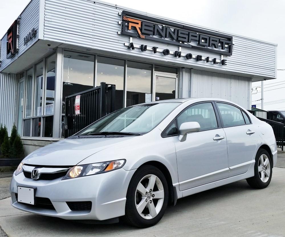 1-2010 Honda Civic Sport (Custom)