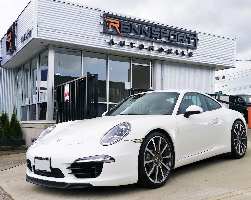 1-2012 Porsche 991 (Custom)