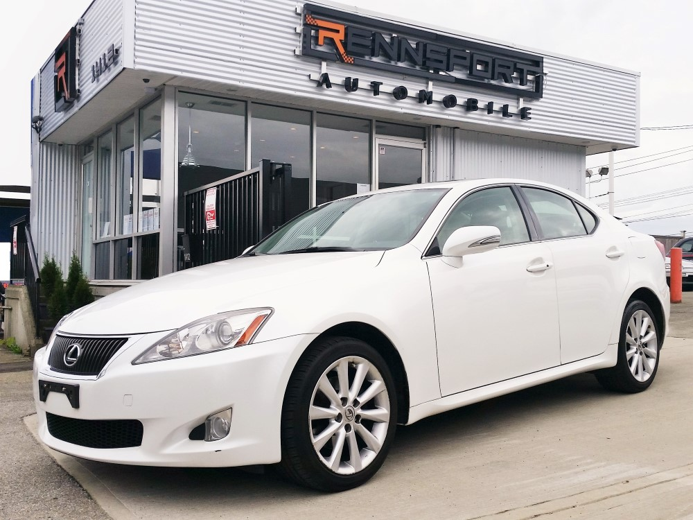 2009 Lexus IS250 AWD (Custom)