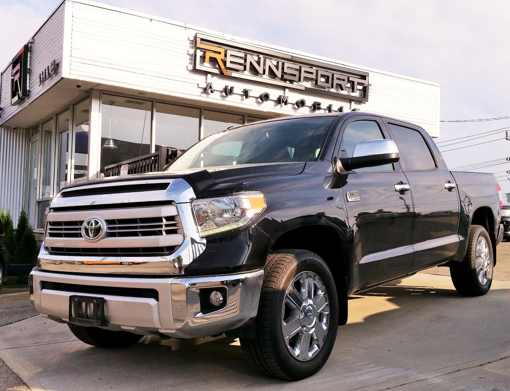2014 toyota tundra 1794 edition rennsport automobile. Black Bedroom Furniture Sets. Home Design Ideas