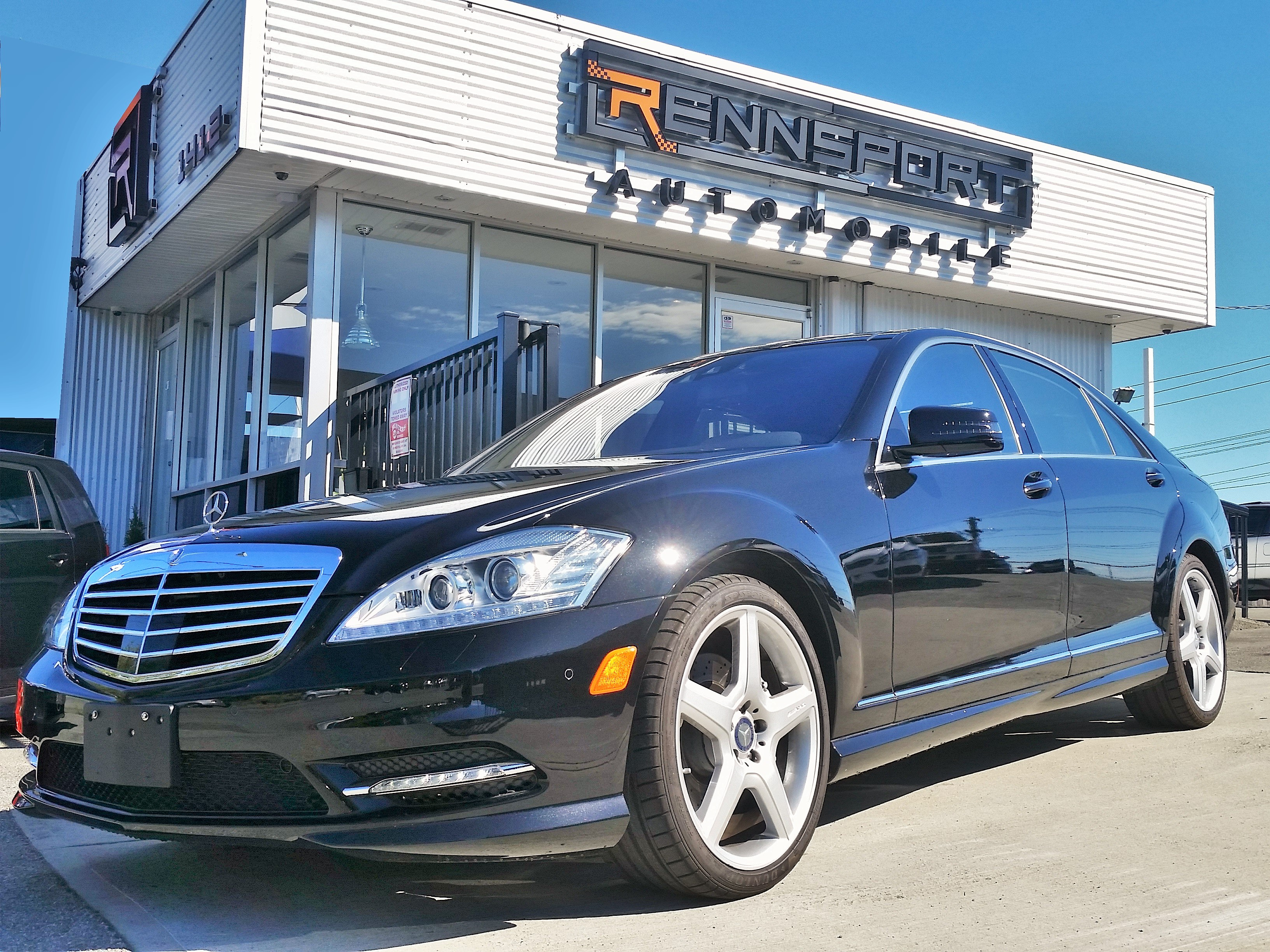 2013 MB S550